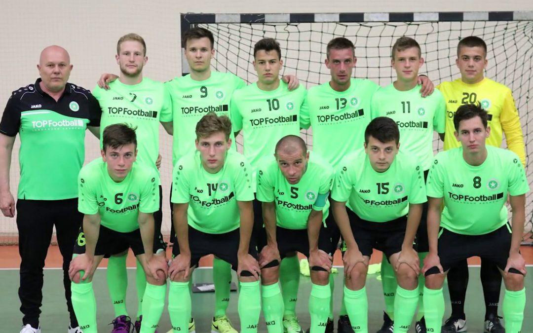 TFSE – Airnergy FC (8.5 gól alatt) 1,66