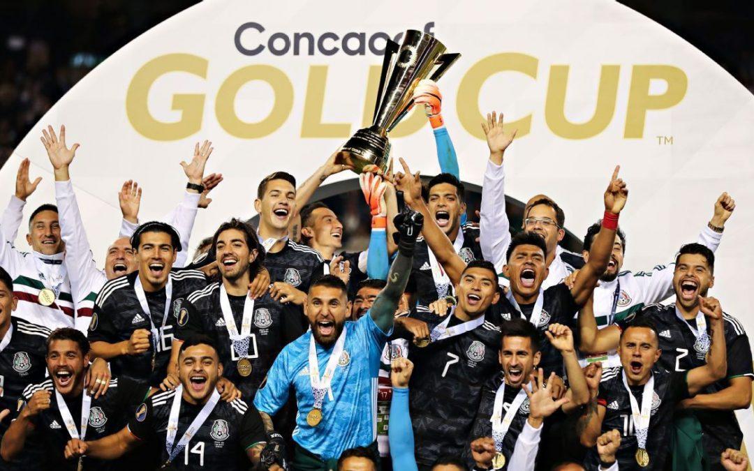 CONCACAF Gold Cup (végső győztes: Mexikó) 1,80