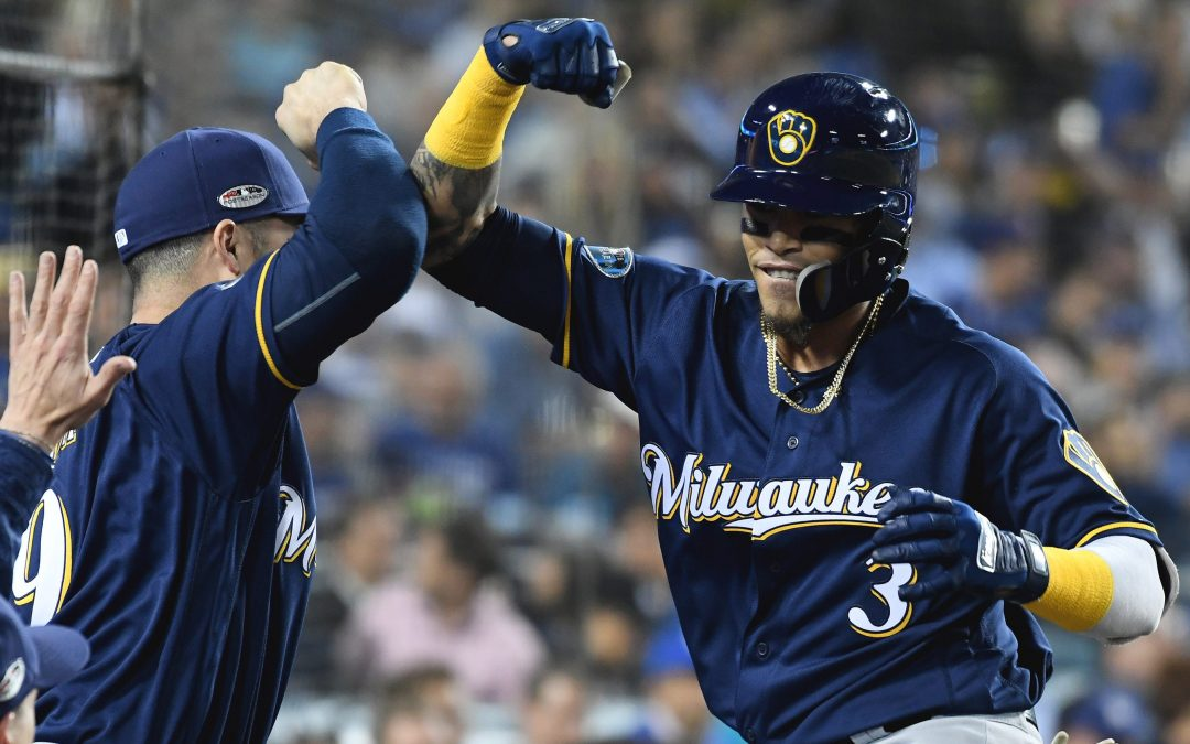 Cincinatti Reds – Milwaukee Brewers V 1,72