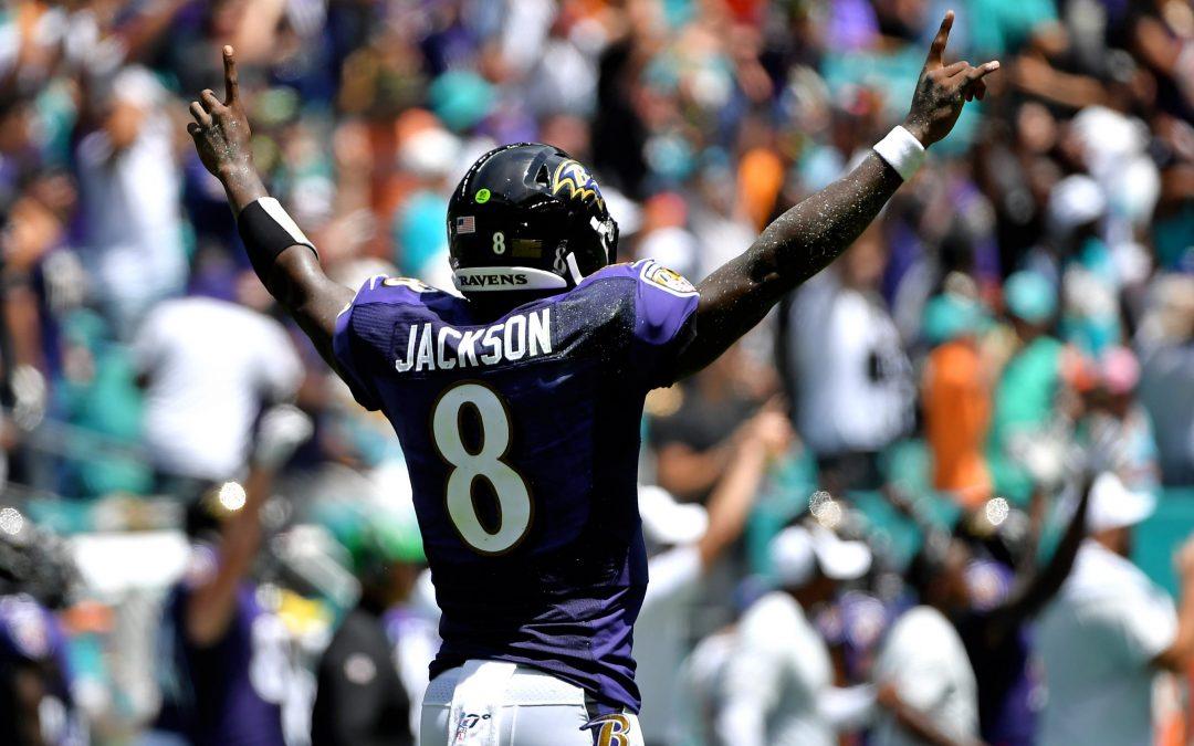 Baltimore Ravens – Cleveland Browns (AH +7,0) V 1,90