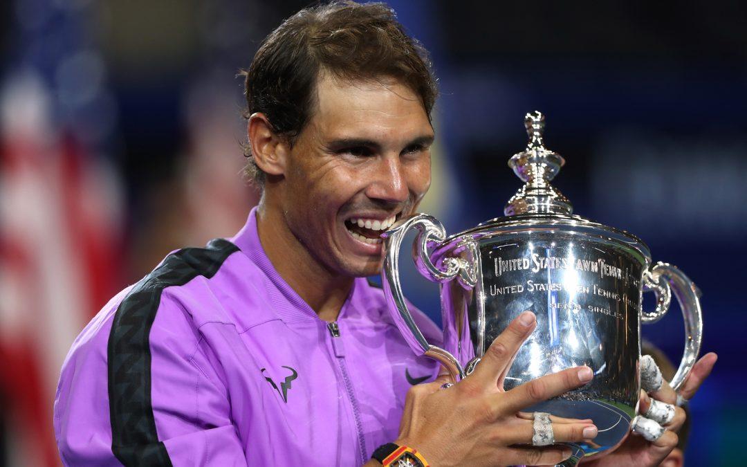US Open (végső győztes: Nadal) 3,00