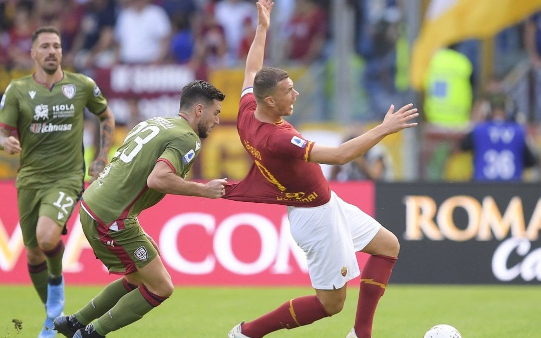 AS Roma – Cagliari (AH +1,5) V 1,85
