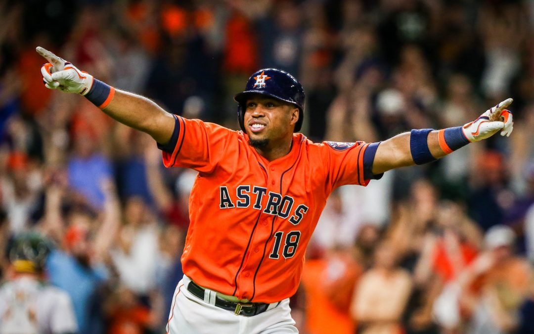 Houston Astros – Tampa Bay Rays (AH -1,5) H 2,10