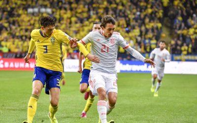 Svédország – Spanyolország (1x) 2,00