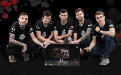 G2 Esports – Cloud 9 (27,5 ölés felett) 2,00