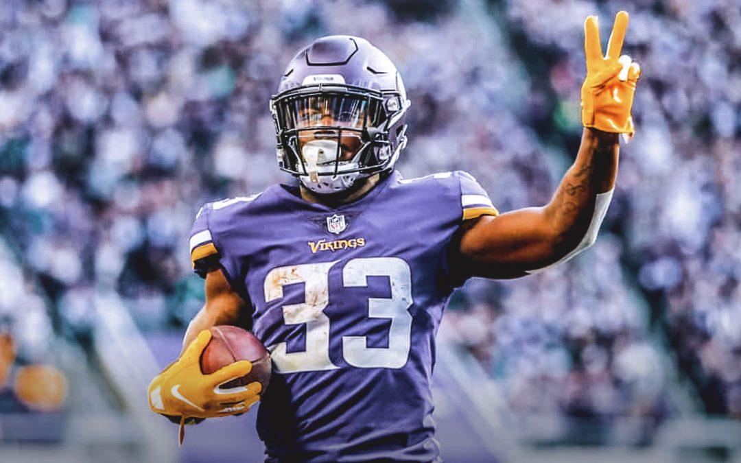 New York Giants – Minnesota Vikings (D. Cook futott yardjai: 79,5 felett) 1,83
