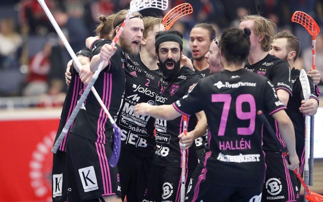 Falun – Jönköpings (1. harmad: 3,5 gól felett) 2,30
