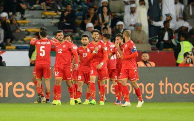Bahrein – Irán (AH +1,0) H 2,00