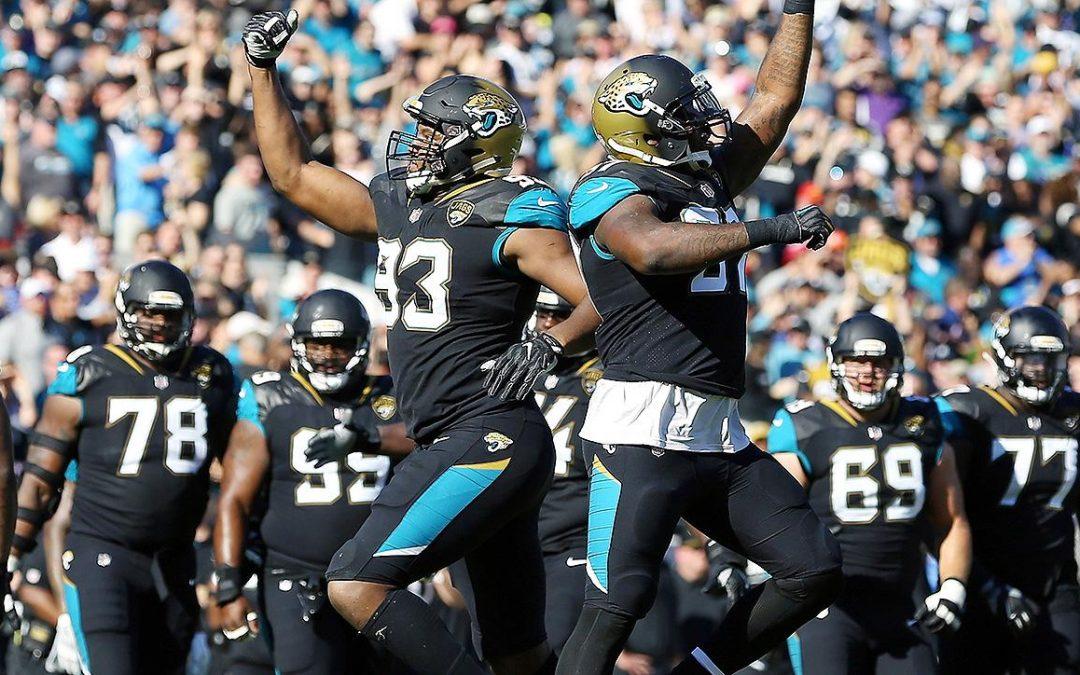 Jacksonville Jaguars – New Orleans Saints V 2.35