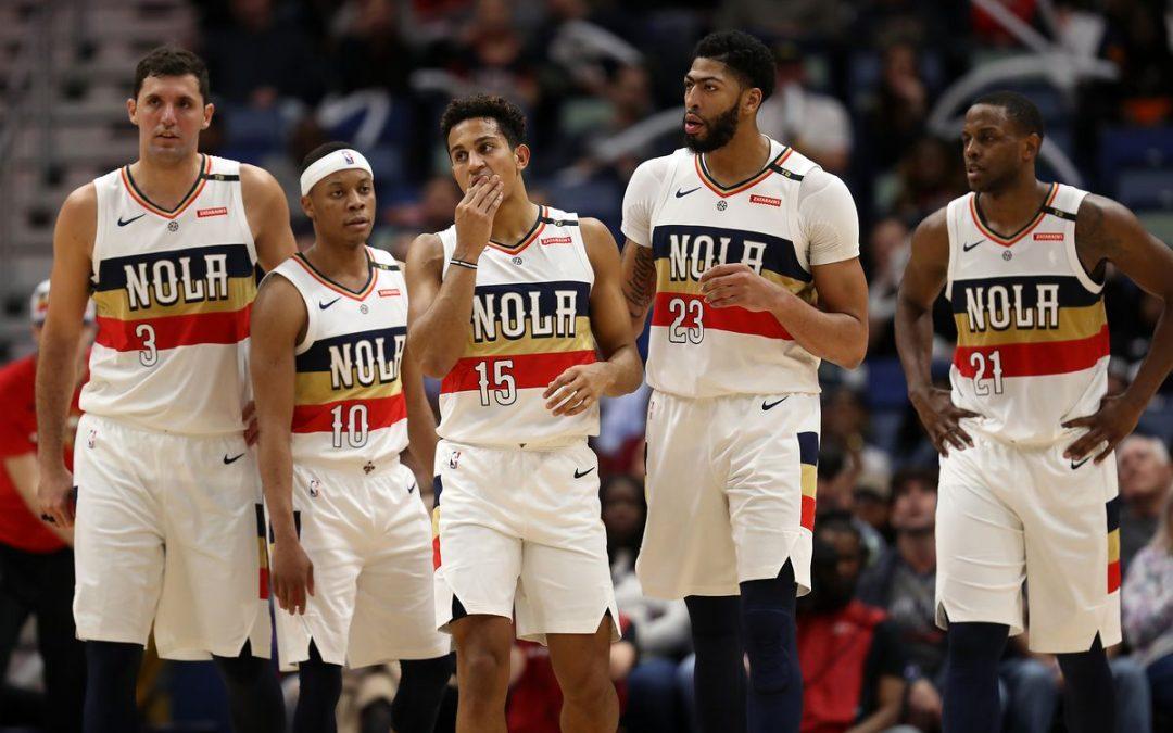 New Orleans Pelicans – Portland Trail Blazers (kétesély) H 1,74