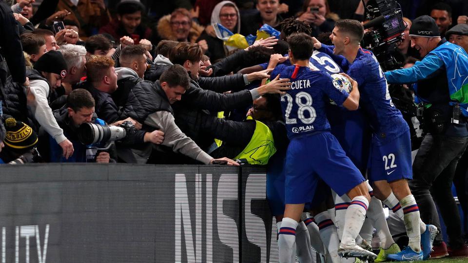 Chelsea – Ajax D 4,00
