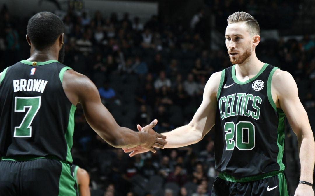 San Antonio Spurs – Boston Celtics V 2,10