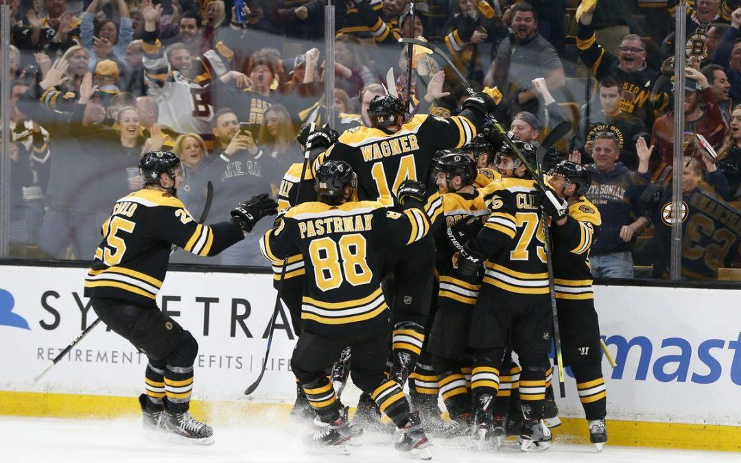 New Jersey Devils – Boston Bruins (kétesély) V 1,72