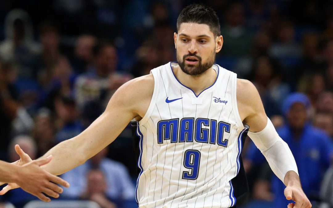 Orlando Magic – Chicago Bulls (N. Vucevic pontjai: 19,5 felett) 2,10