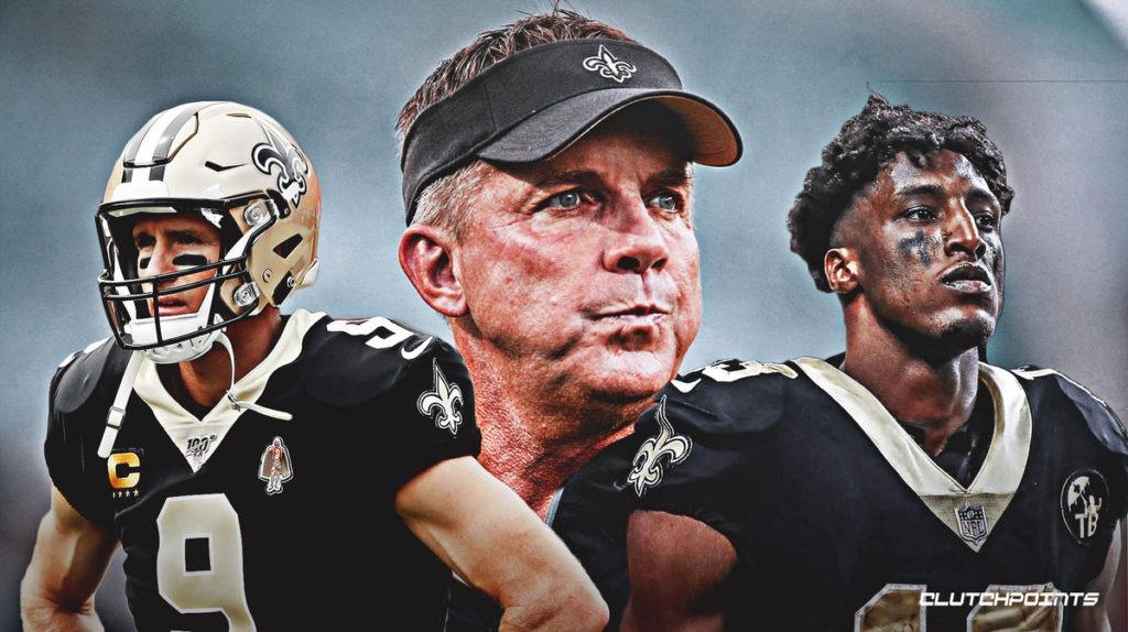 Tennessee Titans – New Orleans Saints V 1.74