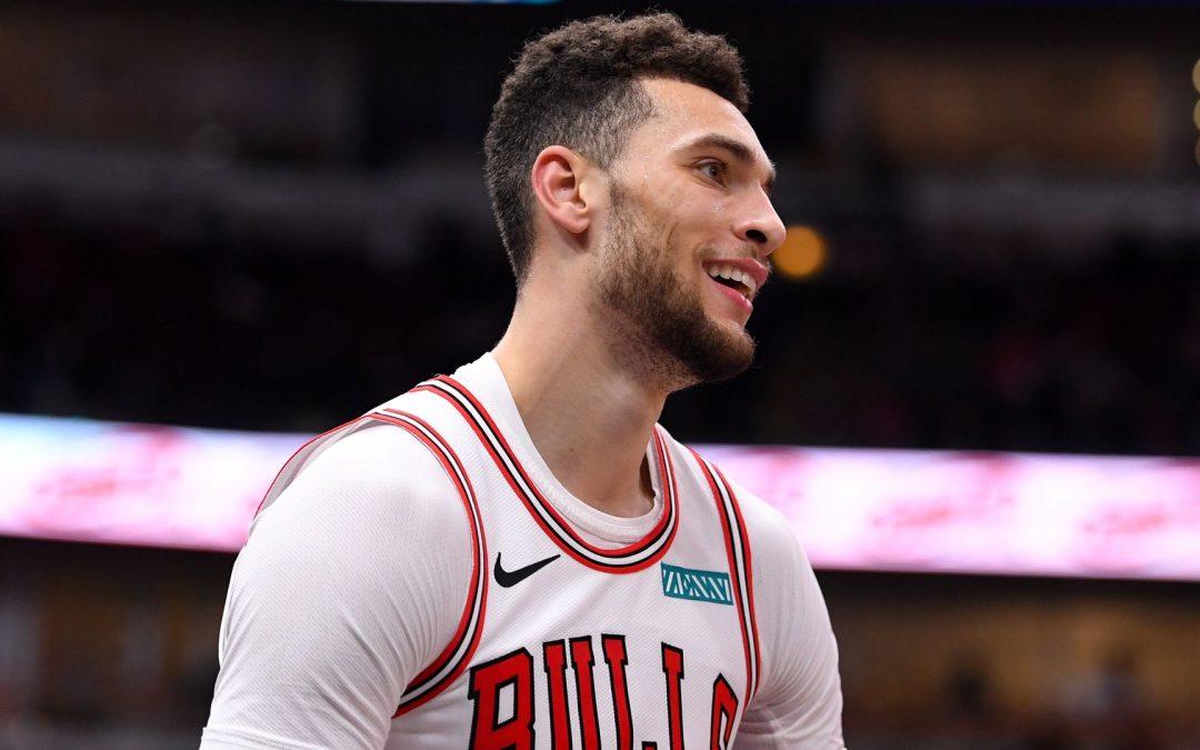 Golden State Warriors – Chicago Bulls (Z. LaVine pontjai: 21,5 felett) 2,00