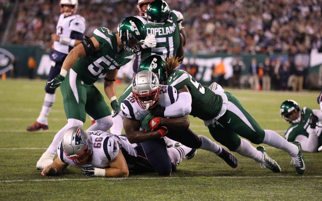 Buffalo Bills – New York Jets (36.5 pont alatt és V) 3.60