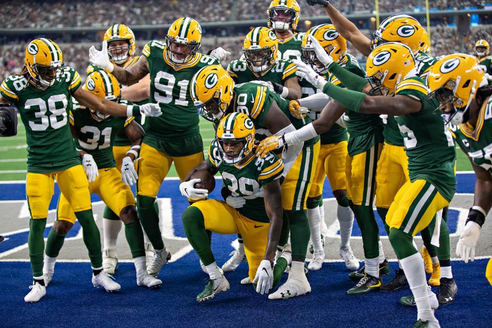 Minnesota Vikings – Green Bay Packers (AH +5,0) V 2.00