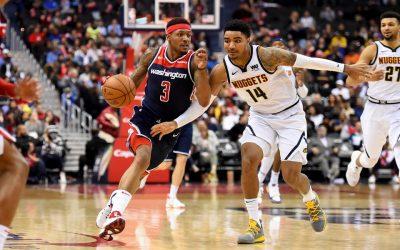 New York Knicks – Washington Wizards (B. Beal pontjai: 32,5 felett) 1,75