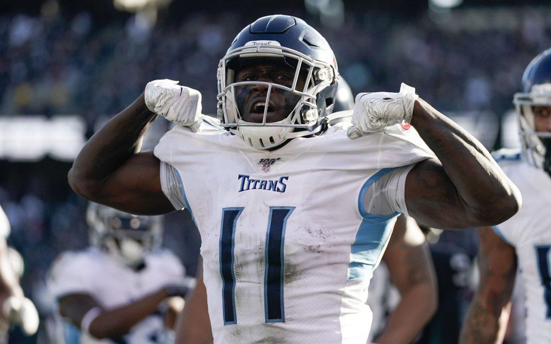 Houston Texans – Tennessee Titans (dupla eredmény: V és V) 1.95