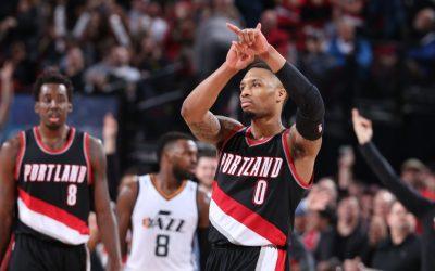 Portland Trail Blazers – Sacramento Kings (D. Lillard hárompontosai: 2,5 felett és H) 2,40