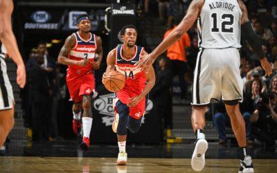 New York Knicks – Washington Wizards (I. Smith pontjai, lepattanói és gólpasszai: 25,5 felett) 1,83