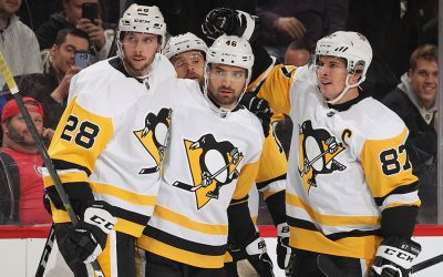 Arizona Coyotes – Pittsburgh Penguins (kétesély) V 1,83