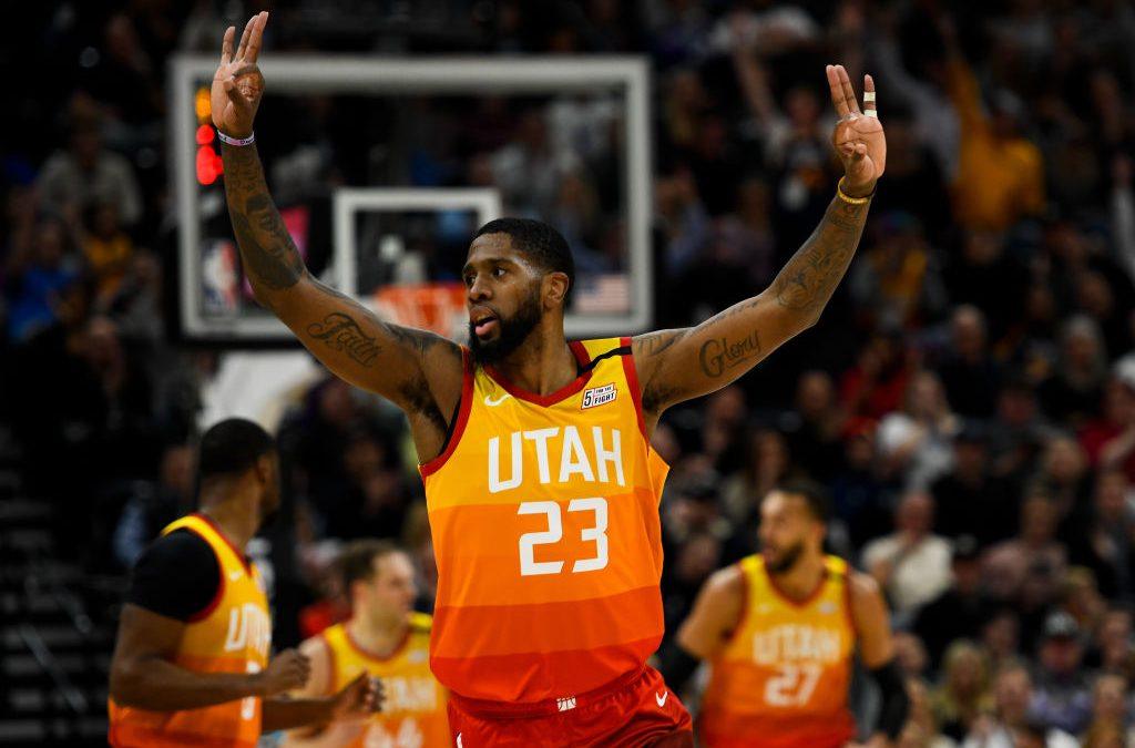 Utah Jazz – Miami Heat (R. O'Neale hárompontosai: 1,5 felett) 2,40