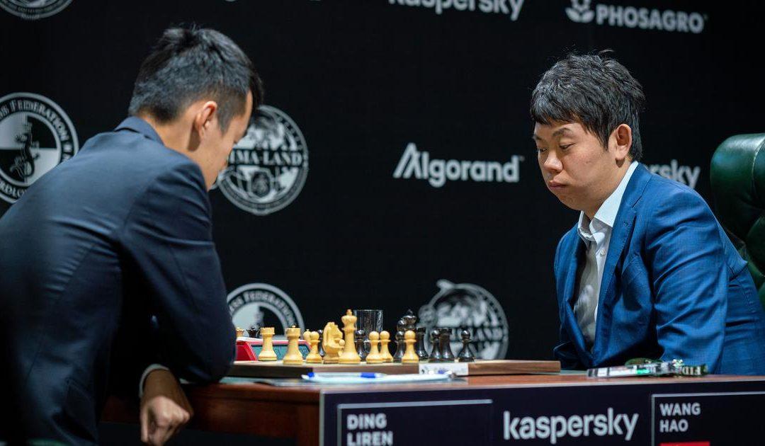 Caruana – Wang D 1,60