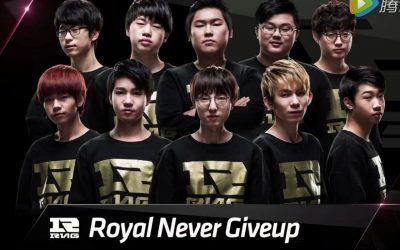 Royal Never Give Up – JD Gaming (2,5 map felett) 2,00