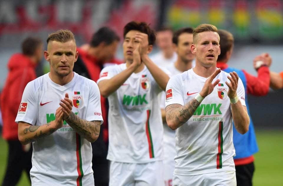 Schalke 04 – Augsburg (DNB 2) 2,62