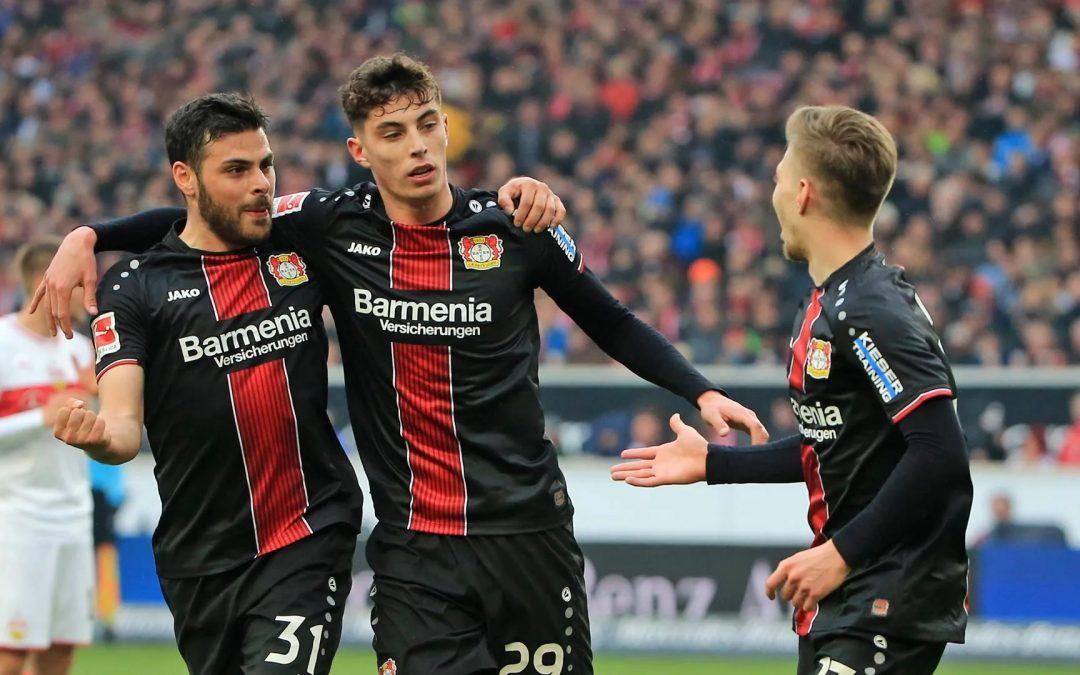 Werder Bremen – Bayern Leverkusen (2.5 gól felett és V) 2.40