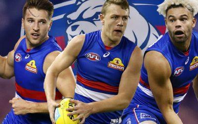 Port Adelaide Power – Western Bulldogs (legtöbb labdaszerzés: J. Macrae) 2,20