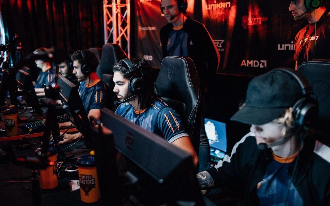 Vodafone Giants – GamerLegion V 3,20