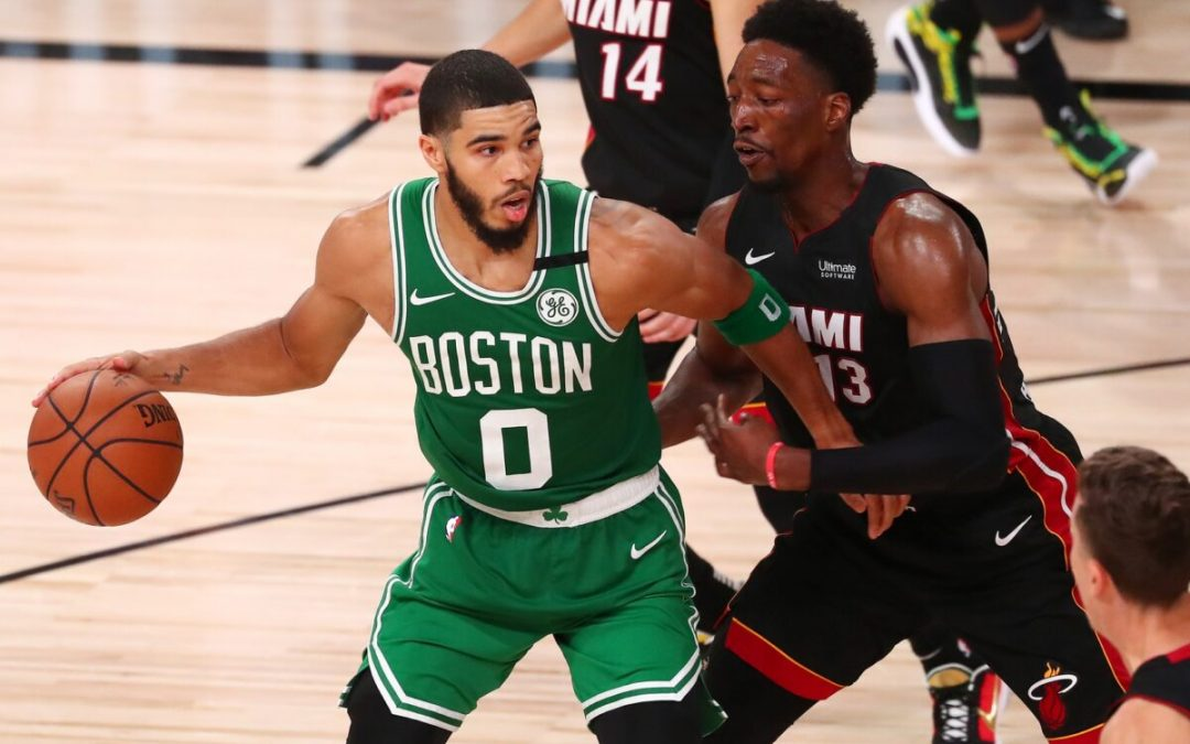 Miami Heat – Boston Celtics (J. Tatum dupla duplát szerez) 2,00