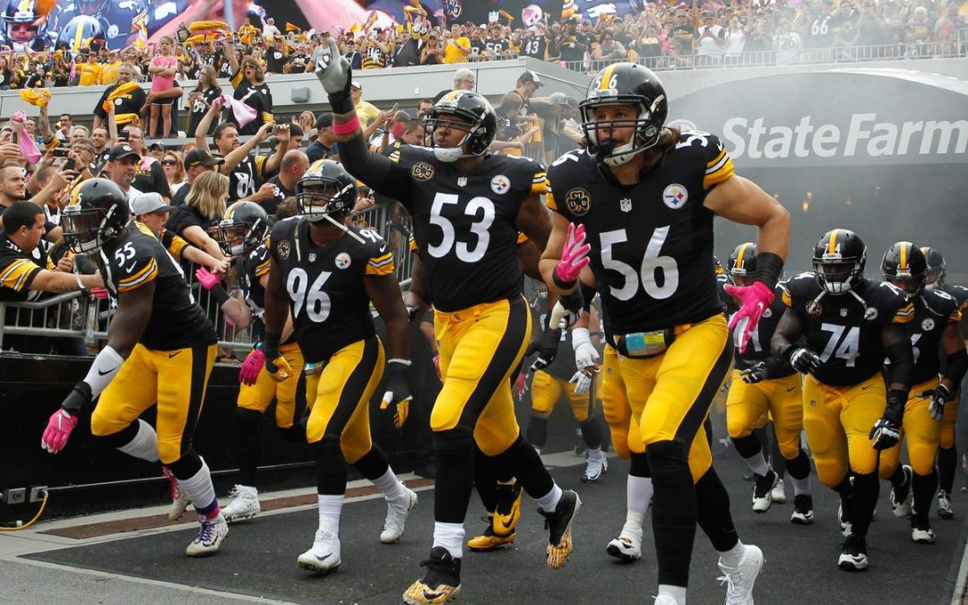 New York Giants – Pittsburgh Steelers (46.5 pont alatt és V) 2.62