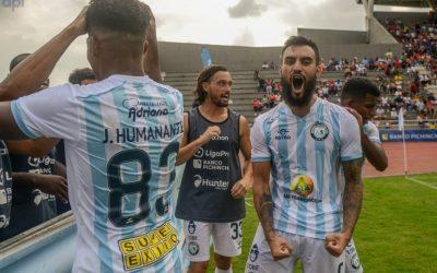 Guayaquil City – Orense H 2,10