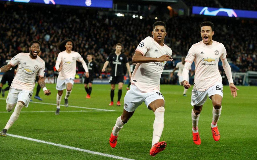 PSG – Manchester United (AH +1,0) V 1,95