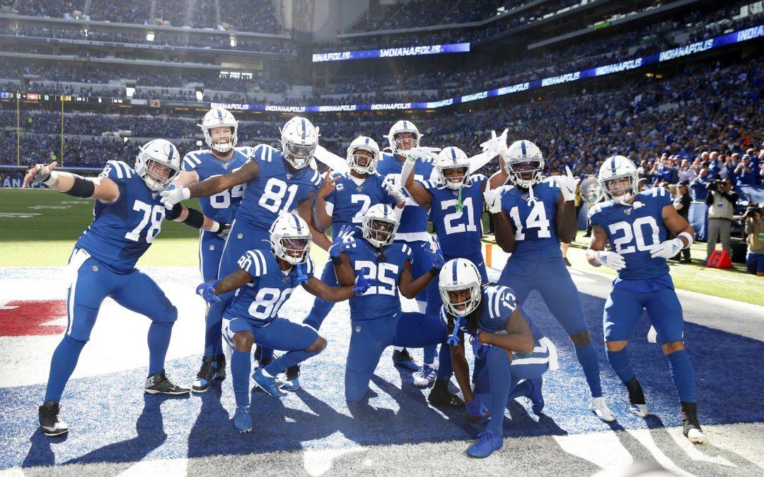 Indianapolis Colts – Baltimore Ravens V 2,06