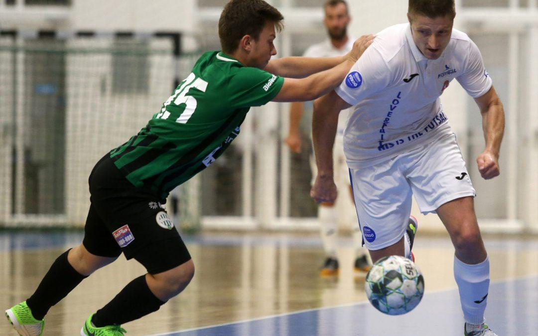 FTC Futsal – Nyírgyulaj (AH +2.5) V 1,80