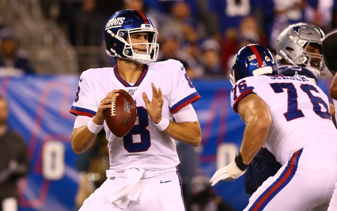 Washington Football Team – New York Giants (AH +3,0) V 1.80