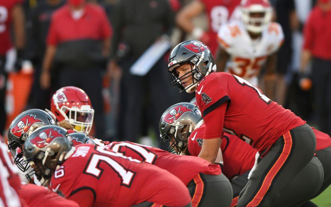 Tampa Bay Buccaneers – Kansas City Chiefs (4.5 passzolt touchdown felett) 2.62