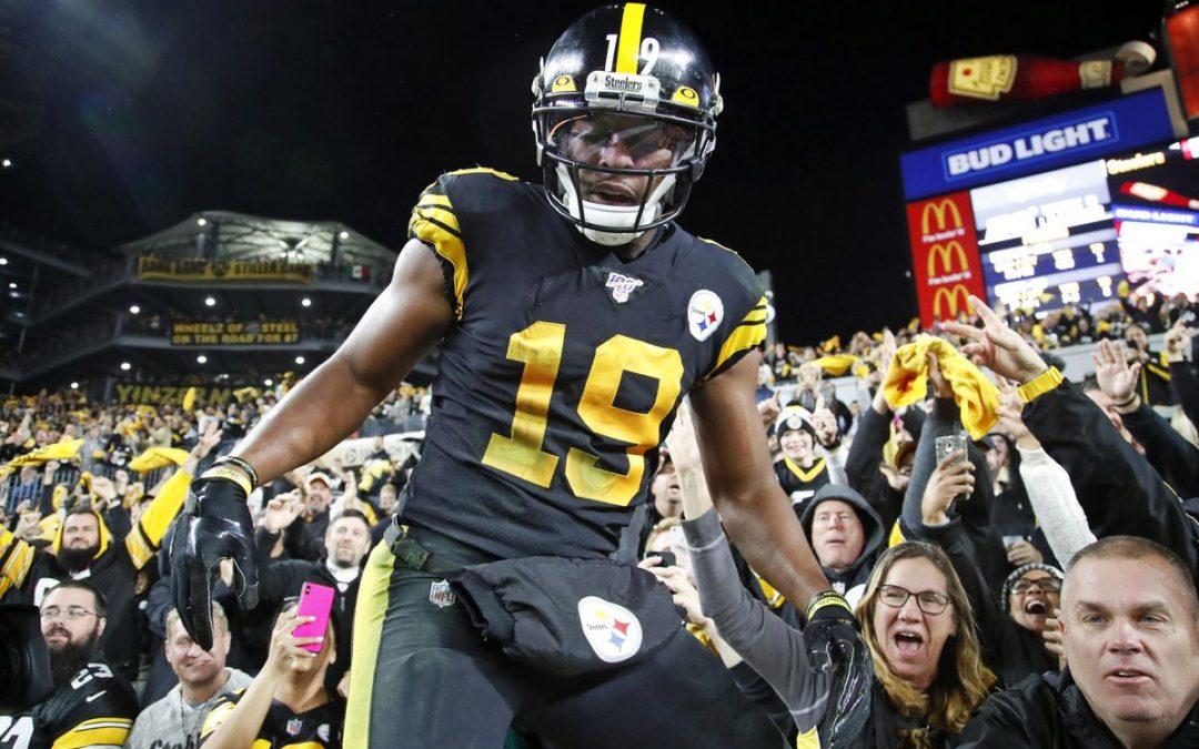 Baltimore Ravens – Pittsburgh Steelers V 2.75